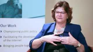 Kathy Brown parle du rôle de l'Internet Society en Afrique