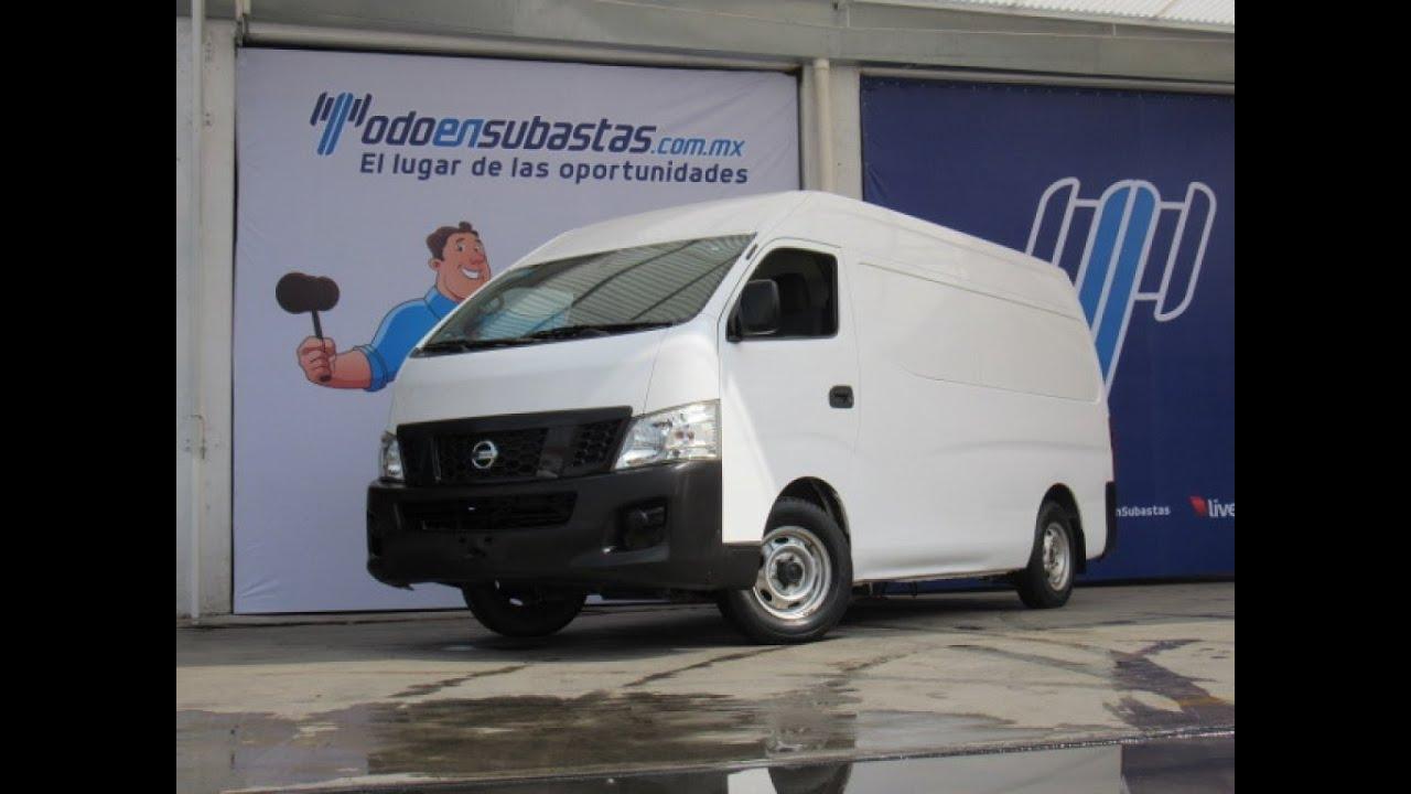 Nissan urvan panel amplia 2014 e9004272