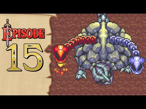 The Legend of Zelda: A Link to the Past - Episode 15 | Turtle Rock