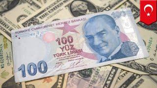 土耳其里拉崩跌 恐引全球經濟風暴