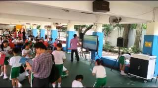 鳳溪第一小學2015627電子教學示範課-體育科 Part2