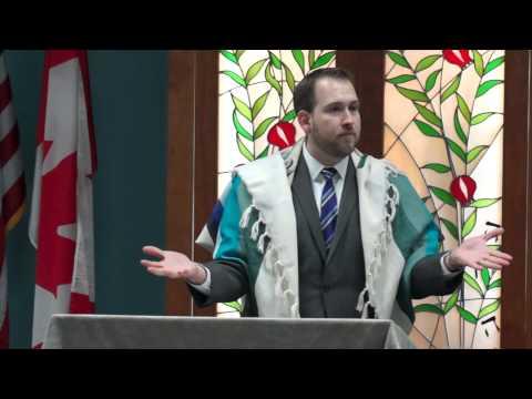 Daniel Utley Fourth Year Sermon Hebrew Union College