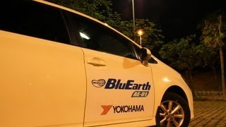 Yokohama BluEarth AE01省油輪胎1000公里油耗測試