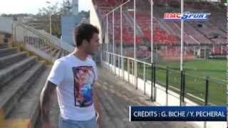 Ligue 1 / NIce - Bosetti, l'ultra devenu joueur - 02/11