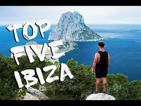 TOP 5 THINGS TO DO IN IBIZA WITHOUT PARTY (es vedra, old town, formentera, beach, explore) - 091