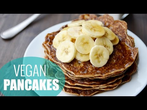 Easy Gluten-Free and Vegan Pancakes | Fablunch