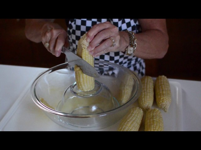 Vera's Mini- Cutting Corn 101