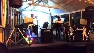 Live at Bisbino - Rockets - Back to your Planet- Beatles Come Together - Cover - The Sleep Walkers