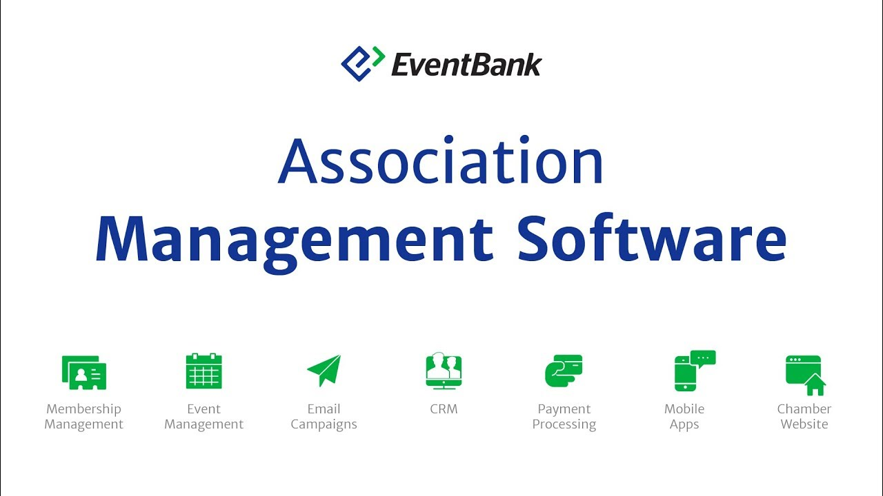 association management software from eventbank youtube