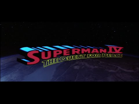 Superman IV: Really Bad