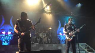 10-7-15 Until the World Goes Cold - Trivium Warehouse Live Houston, TX