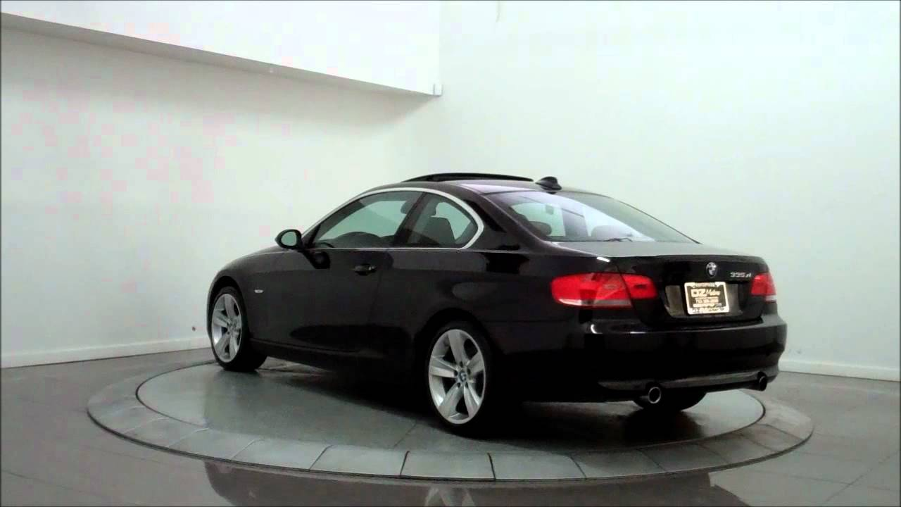 BMW Xi Sport Coupe YouTube - 2008 bmw 335xi coupe