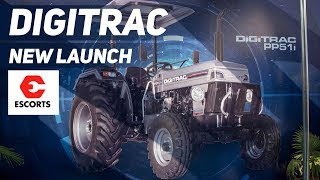 Escorts Digitrac | New Tractor Launch | PAU Mela 2019