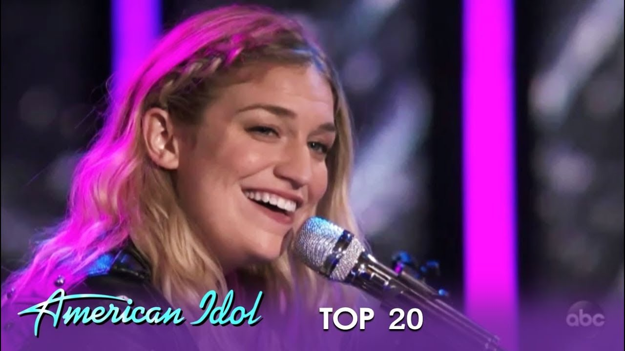 Ashley Hess Dreaming With A Broken Heart American Idol 2019