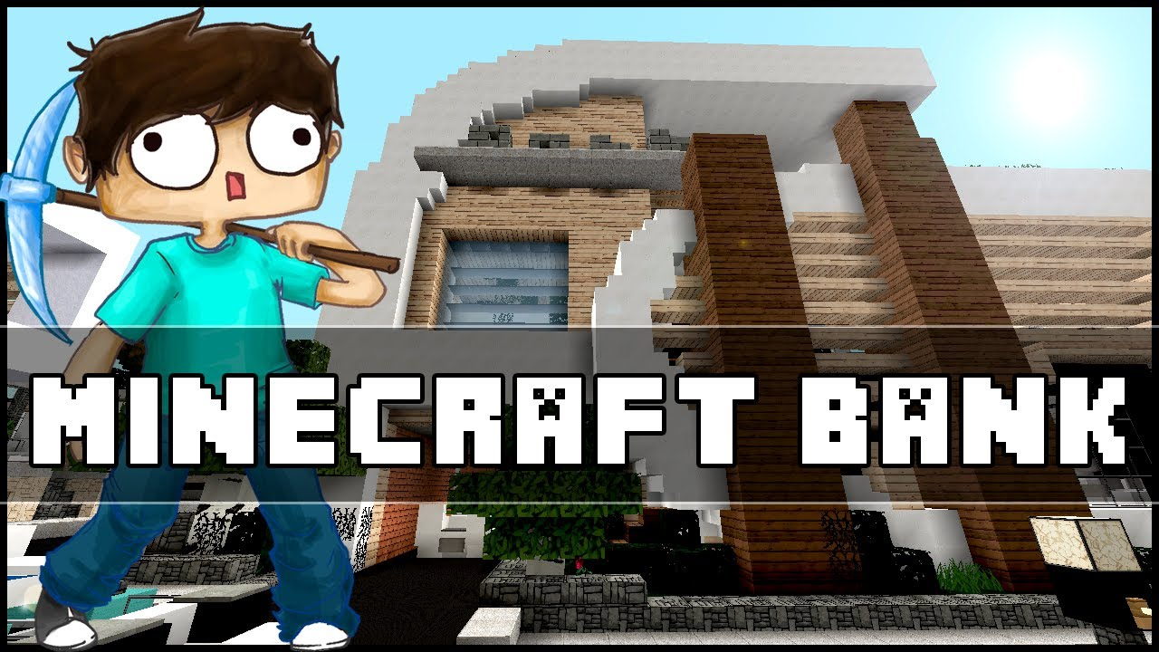 Minecraft - Bank - YouTube