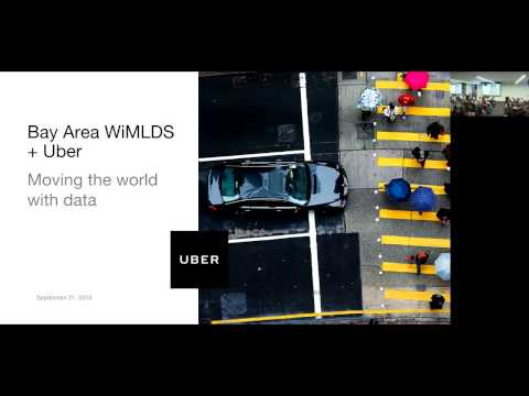 Uber Engineering: Moving the World with Data.
