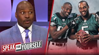Wiley & Acho react to T.O. throwing shade at McNabb over Super Bowl XXXIX | NFL | SPEAK FOR YOURSELF