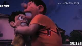 #mr.Beans / Teri aakhya ka yo kajal _Shizuka & Nobita _Full HD mp4 song_Ak video