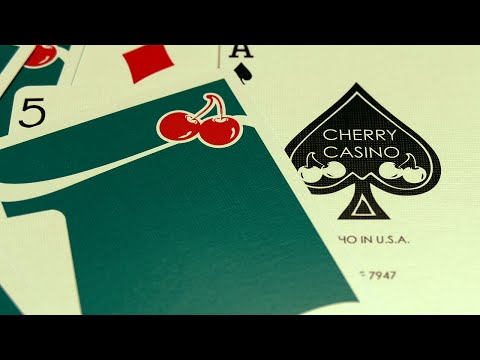 Cherry Casino - Playing Cards Review | TheRussianGenius