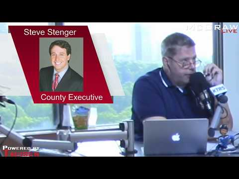 County Executive Steve Stenger advises St. Louis to embrace change