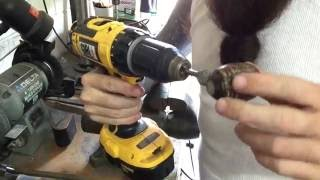 How I Modify my Corn Cob Tobacco Pipes!
