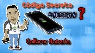 Código secreto para calibrar bateria de qualquer Samsung