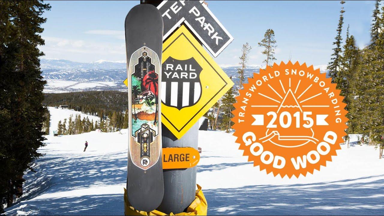 14cd33f9196 K2 Fastplant - Good Wood 2015 Men s Park