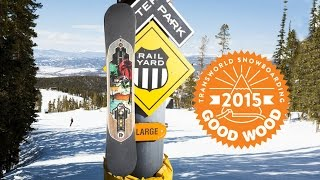 K2 Fastplant - Good Wood 2015 Men