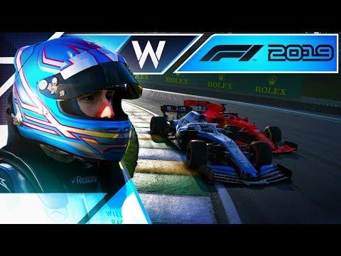 F1 2019 КАРЬЕРА - ЛУЧШАЯ ГОНКА СЕЗОНА #20