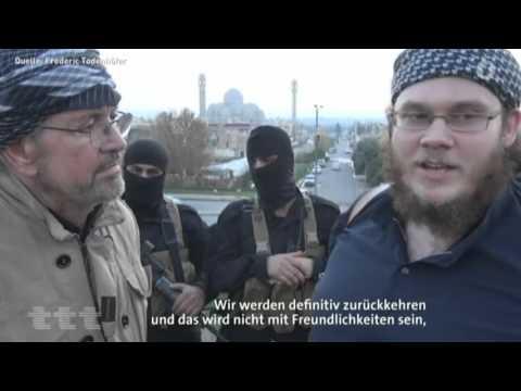 titel thesen temperamente - Jürgen Todenhöfer über den Islamischen Staat