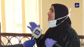 إخلاء المحجور عليهم صحياً في فنادق عمان والبحر الميت 30/3/2020