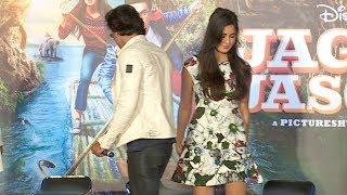 Ranbir Katrina AWKWARD Moments At Jagga Jasoos Galti Se Mistake Song Launch