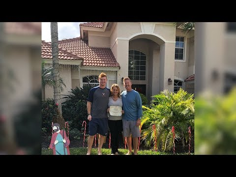 Son Surprises Parents By Paying Off Their Mortgage for Christmas