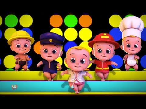 Download kaboochi dansı   öğren dans adımlarını   Bebek Şarkıları Çizgi Film   Kaboochi Song   Kids tv Türkçe