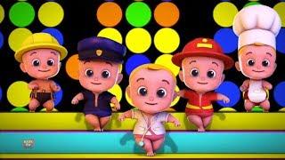 kaboochi dansı   öğren dans adımlarını   Bebek Şarkıları Çizgi Film   Kaboochi Song   Kids tv Türkçe