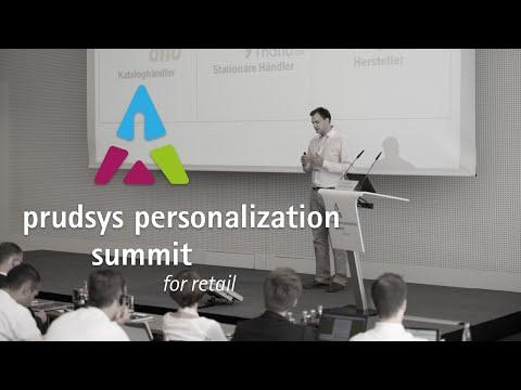 Prudsys Personalization Summit 2015 - Aftermovie