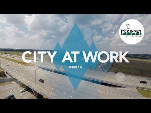 City at Work: New Developments in McKinney!