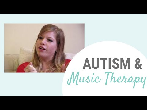 Autism & Music Therapy