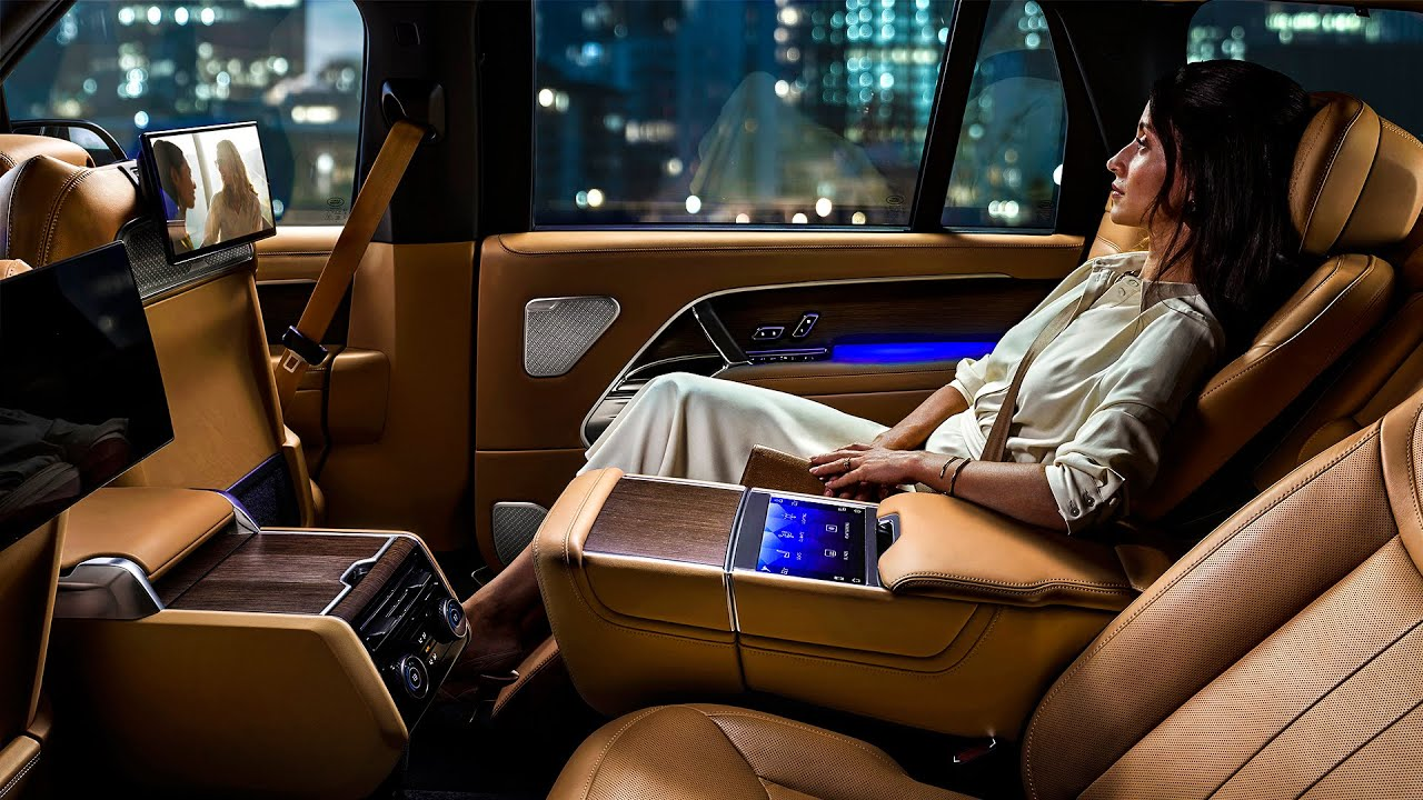 2022 Land Rover Range Rover  Interior Exterior and Features