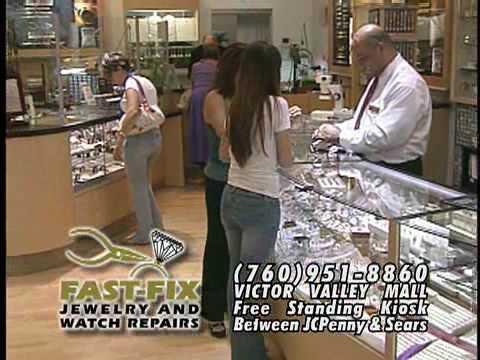 FAST-FIX JEWELRY & WATCH REPAIRS 10