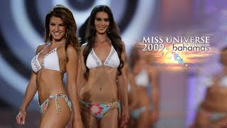 Miss Universe 2009 - Swimsuit competition Highlight