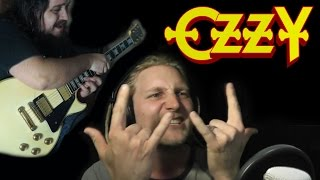 OZZY - OVER THE MOUNTAIN (Cover and Acapella) feat Gustavo Roddan