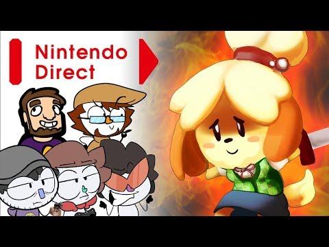 Nintendo Direct 9/13/18 \