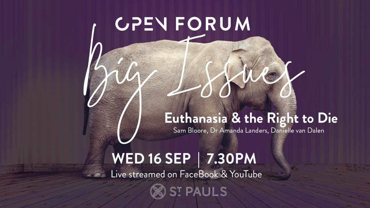 Big Issues- Euthanasia and the Right to Die