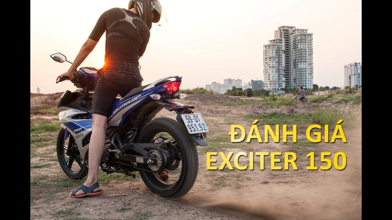 Đánh giá Yamaha Exciter 150 - 'ông vua đường phố'