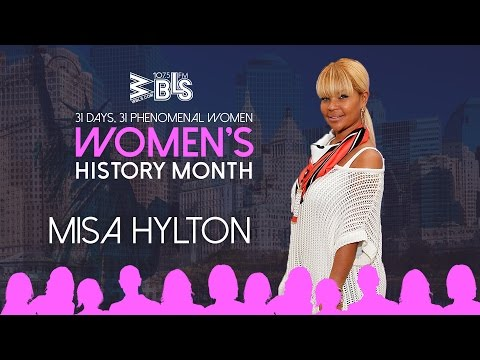 Misa Hylton Talks Creating a Legacy for Hip Hop Fashion