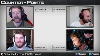 Counter-Points Episode 52: Brainwashing in a Good Way (feat. DAVEY and cadiaN)