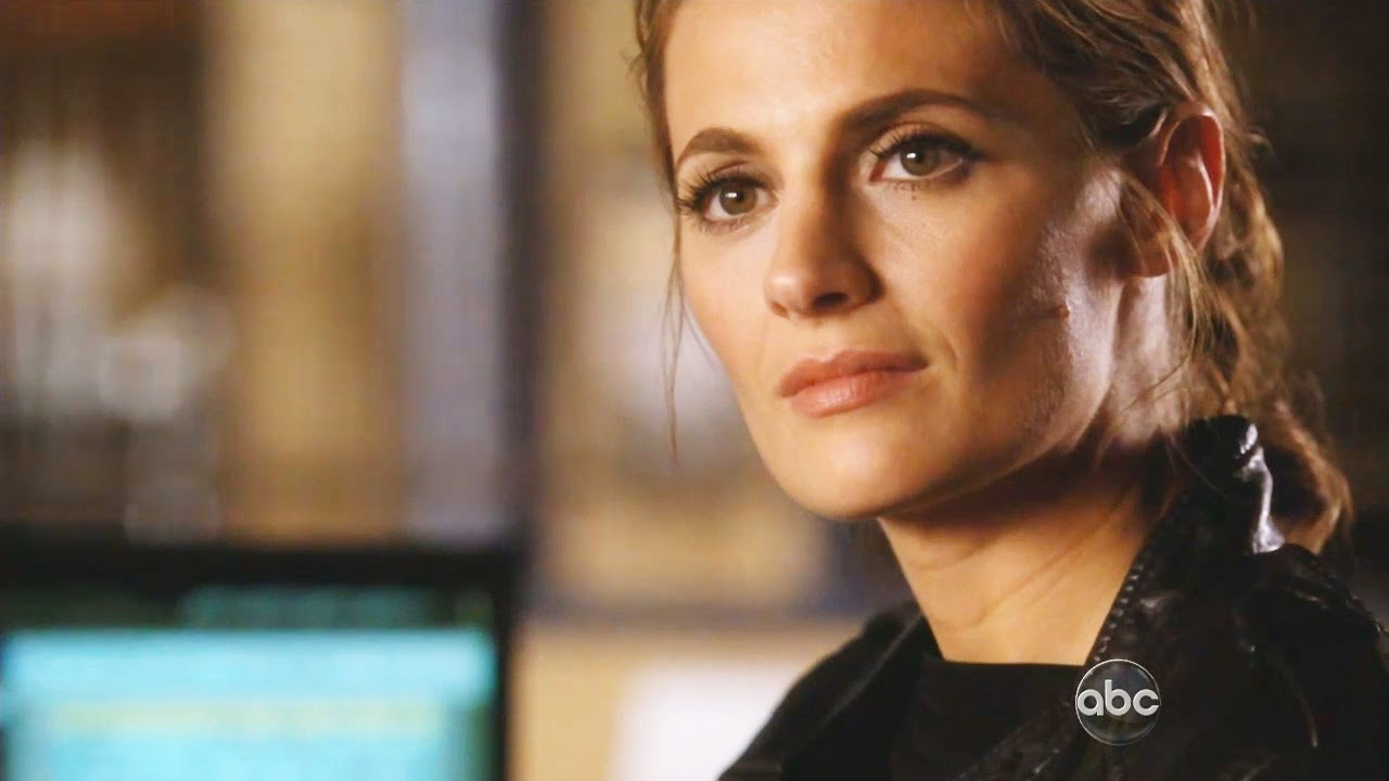 Castle 4x09 Moment: Thank you for not pushing, giving me space to ...