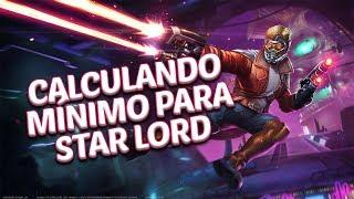 Calculando Mínimo para Star Lord y Para Void de 3 y 4 Estrellas - Marvel Contest Of Champions