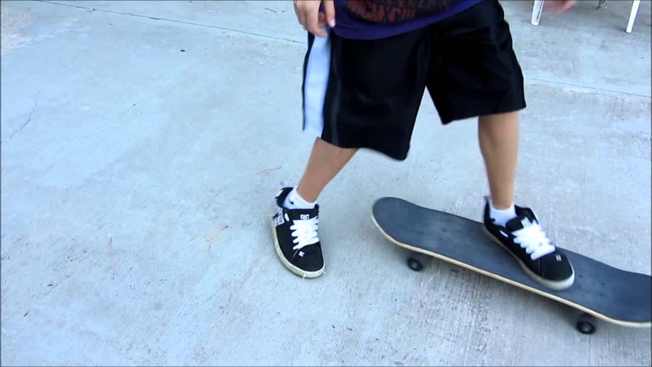 cf1dba99152ef 5 Super simple skateboard tricks - YouTube
